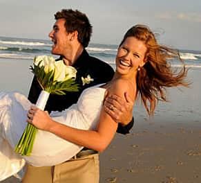 Plan a romantic Sunshine Coast wedding at Coolum Beach