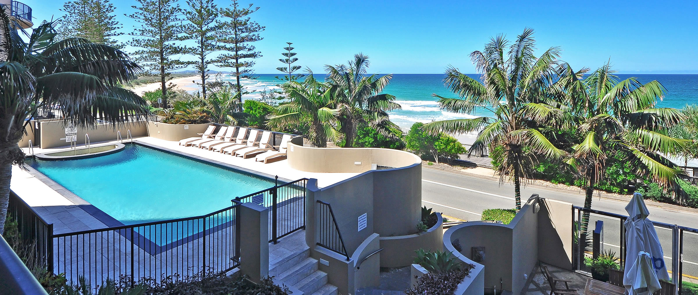 Coolum Beach holiday apartments on the Sunshine Coast