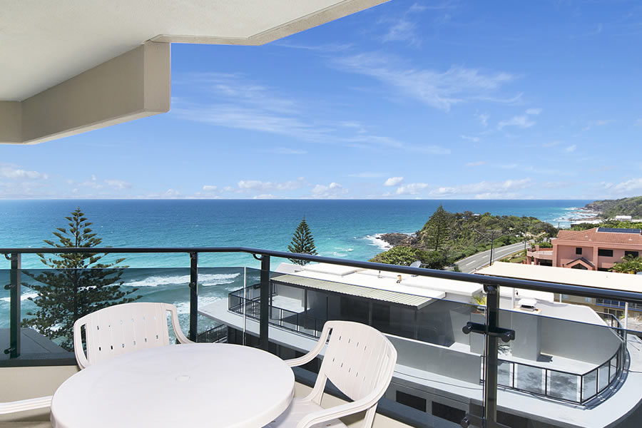 3 Bedroom Coolum Beach holiday apartments