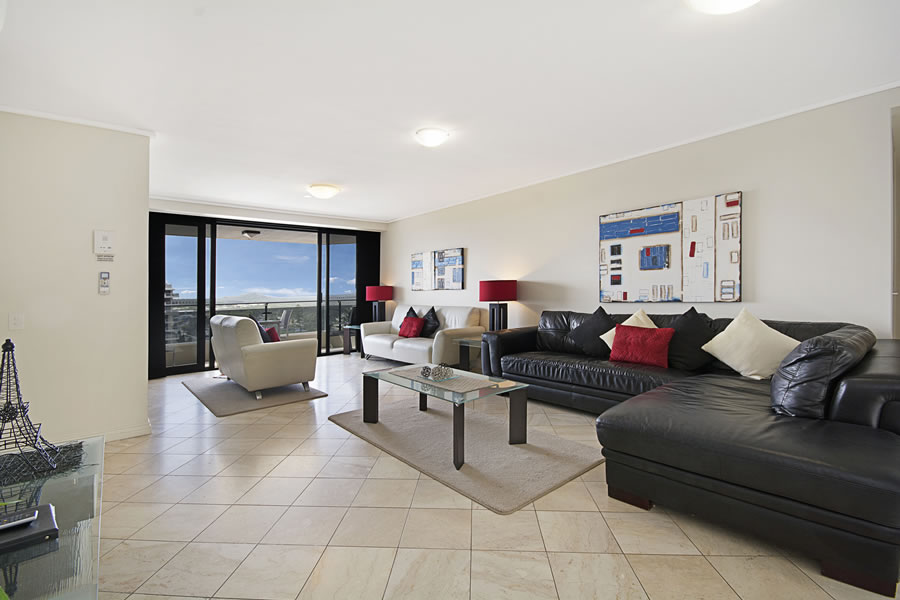 Sunshine Coast Coolum Beach resort apartments