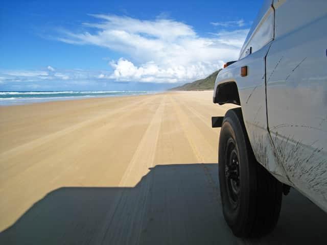 Fraser Island Tours Sunshine Coast