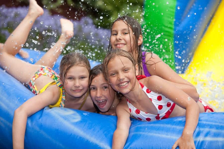 Coolum aqua fun park